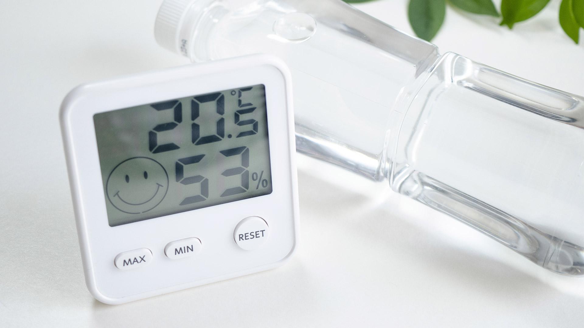 Luftfeuchte regeln fürs Wohnklima